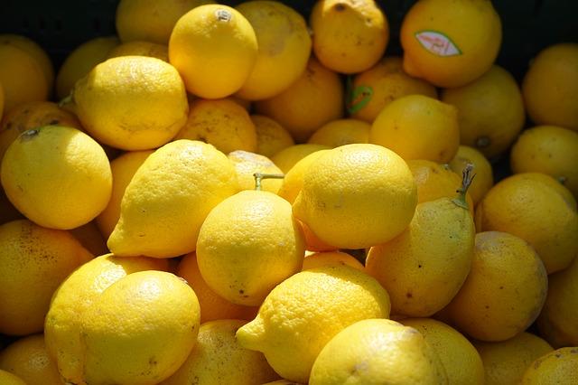 レモンジーナは土の味がする?