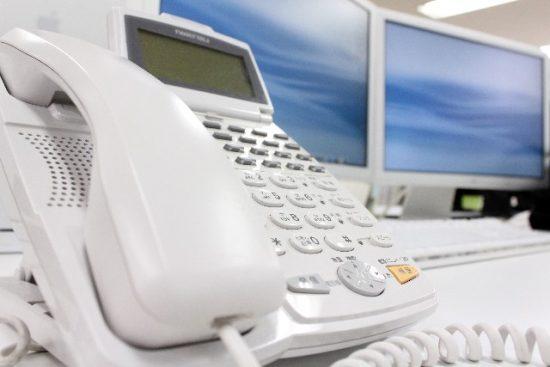 ひかり電話の宅内機器の種類の確認