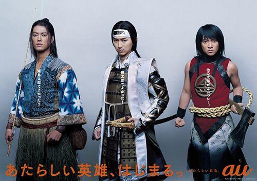 ソフトバンクの新CMはauに対抗して昔話?auは新CMで奈々尾演じる「乙姫」が登場!