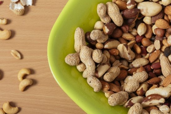 ピーナッツは肝臓を強くする