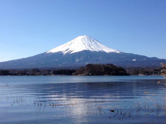 富士山のふもとのレジャースポット