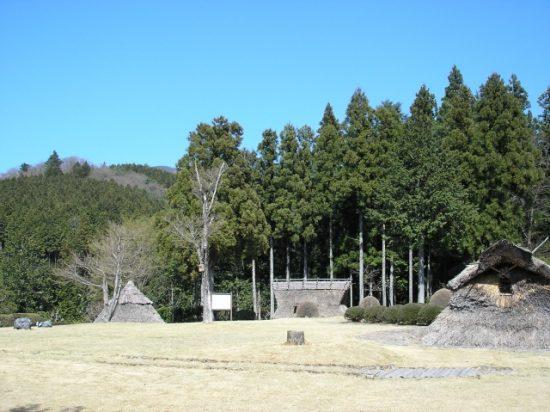 目黒区の東山貝塚公園