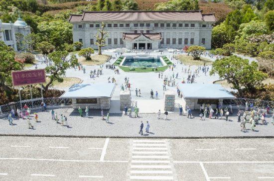 台東区の東京国立博物館