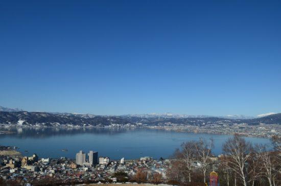 西武園ゆうえんちが隣接する埼玉県の狭山湖