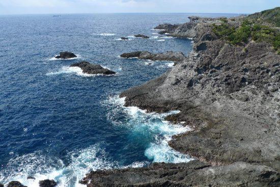 伊豆半島最南端の石廊崎の名所