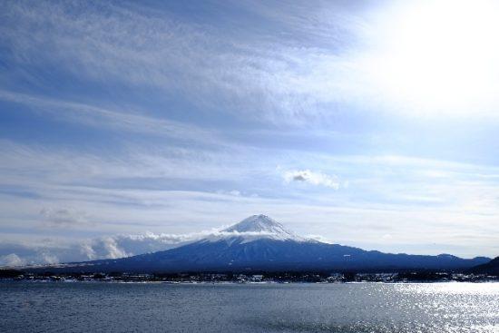 富士山が創り出した山梨県の富士五湖
