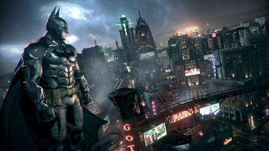 バットマン:アーカムナイト