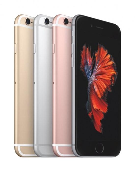 iPhone6sで性能向上