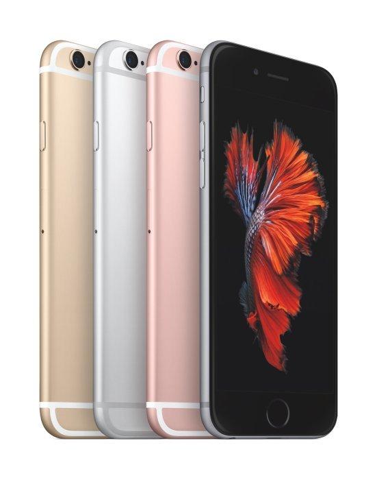 iPhone6sは予約なしでも店頭で購入する事が出来たよ!在庫は結構ある?