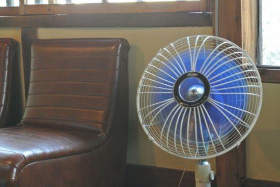 DCモーター扇風機は省エネといっているが・・・