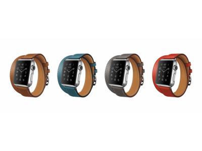 Apple Watchではエルメスとのコラボモデルも!