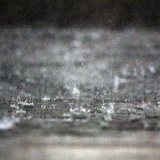 集中豪雨・大雨の時は水を使うのを控えよう