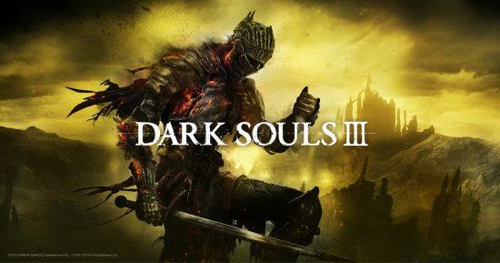 PS4ゲームソフト「ダークソウルⅢ」