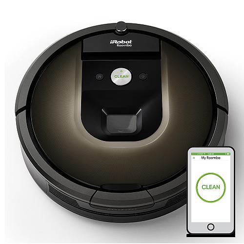 最新のルンバ「iRobot Roomba 980」