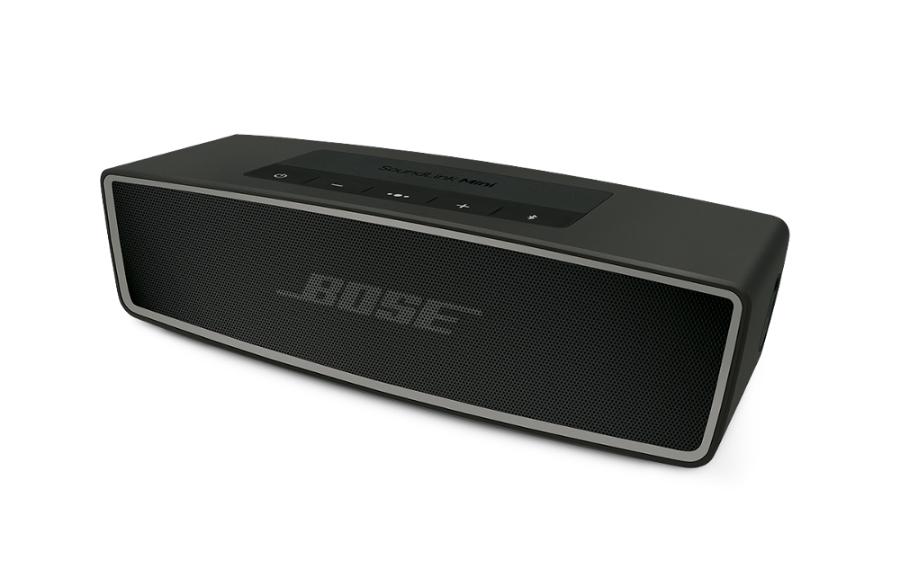 BOSEのスピーカー「SoundLink Mini Bluetooth speaker II」が高音質!Bluetooth接続で持ち運べる!