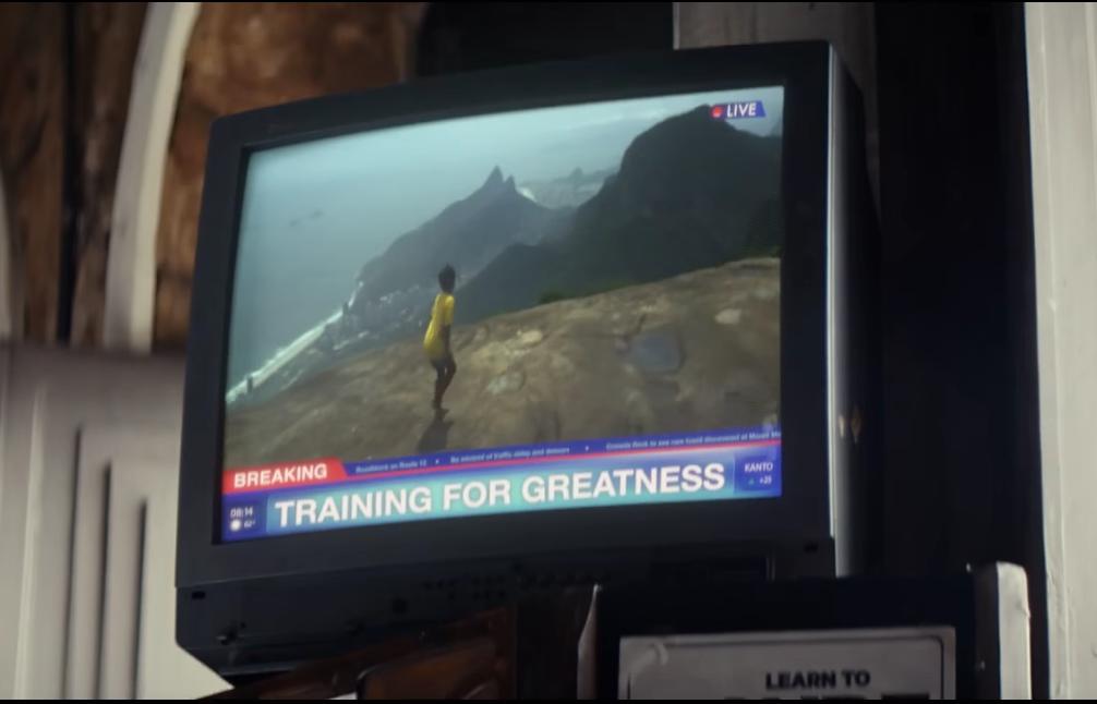 スーパーボウルのCMにポケモン20周年の動画が放映!ポケモン内に登場する物がちりばめられている!