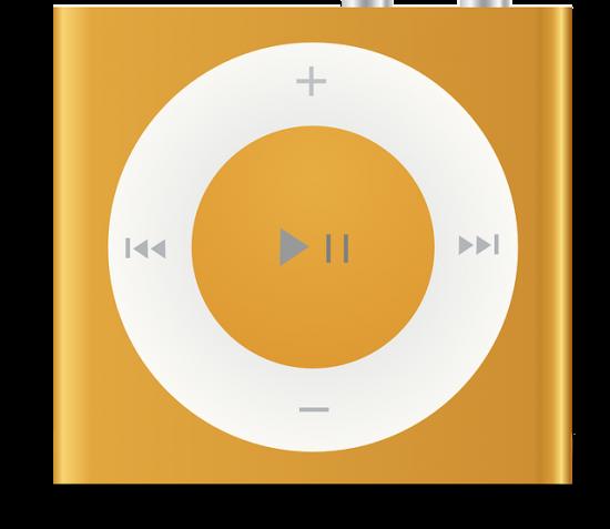 iPod Shuffleはバッテリー交換するだけ無駄?