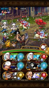 『決戦!黒ひげ 冥闇』2戦目