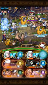 『決戦!黒ひげ 冥闇』4戦目