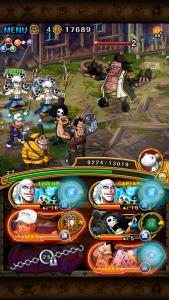 『決戦!黒ひげ 冥闇』ボス戦