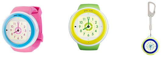 妖怪ウォッチのおもちゃみたい?時計型キッズ携帯「mamorino Watch」がauから発売!