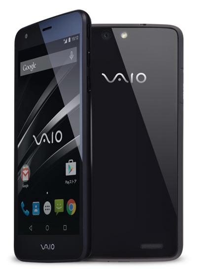 株価にまで影響がでた「VAIO Phone」