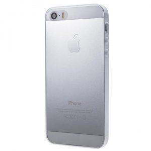 iPhone SESuper Thin TPUケース クリア