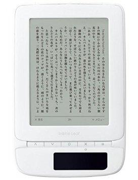 auが売っていた電子書籍端末biblio Leaf SP02