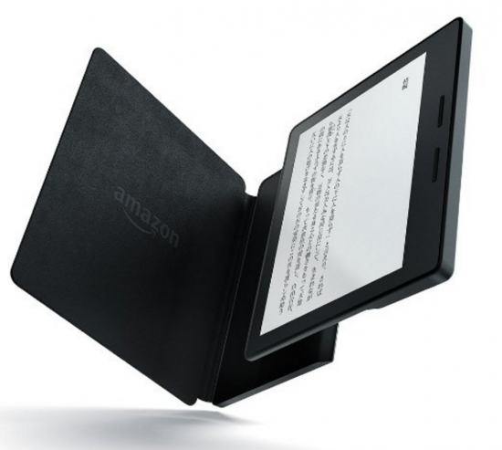 Kindle Oasisのソフトウェアも完備