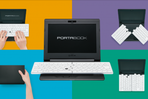 Windows10PCの「ポータブック」
