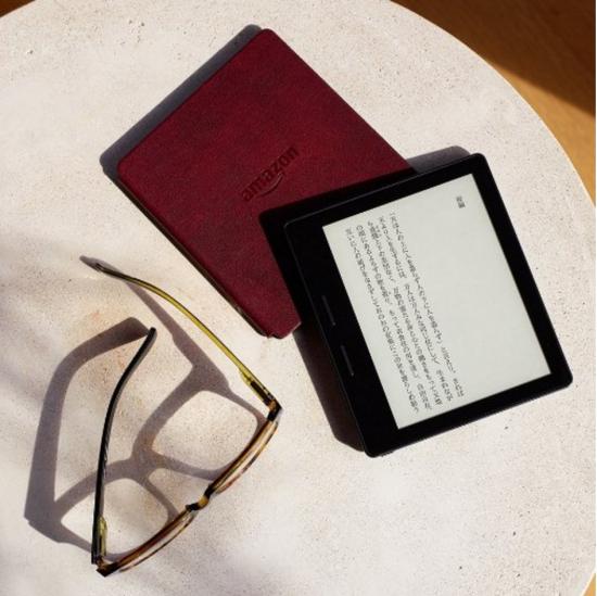 電子書籍端末Kindle Oasisの特徴