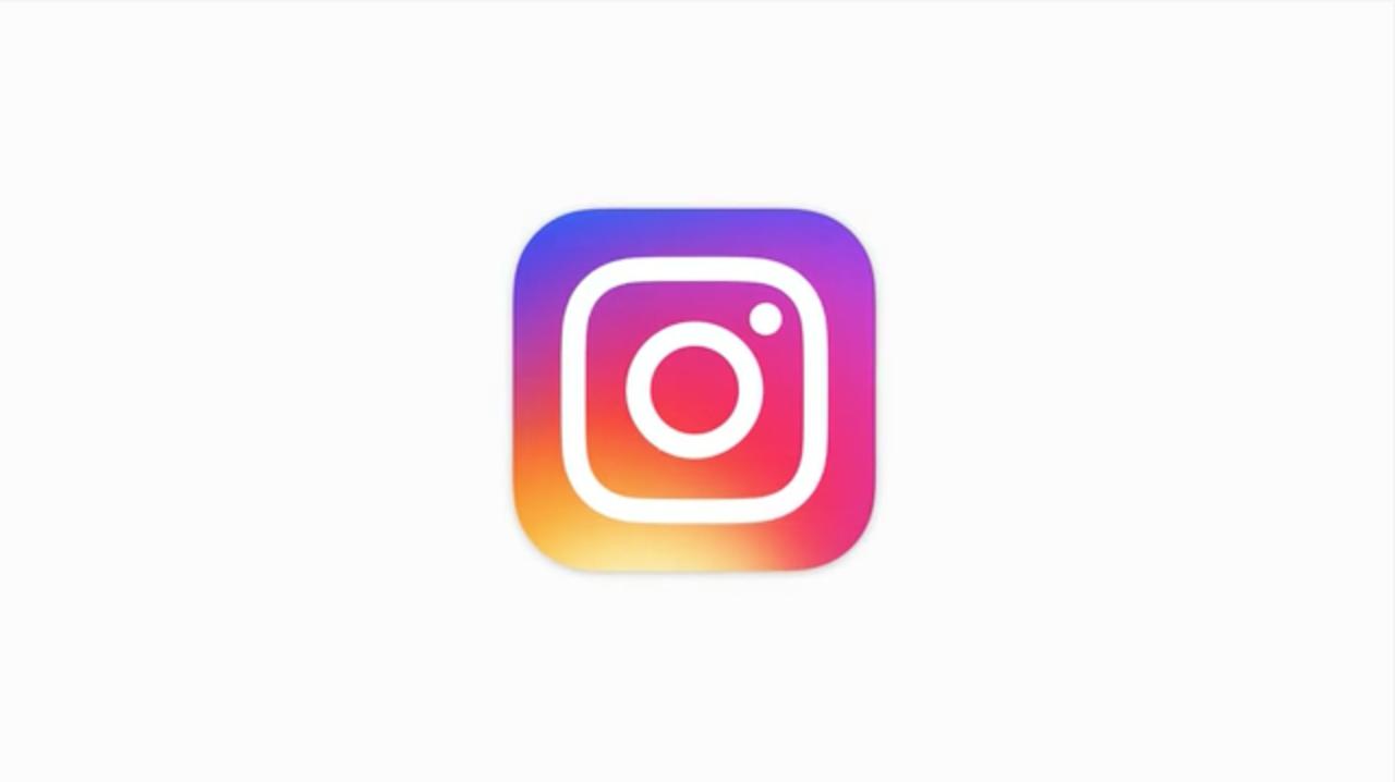 Instagram(インスタグラム)のアイコンが変更!今のより前の方が良かった?