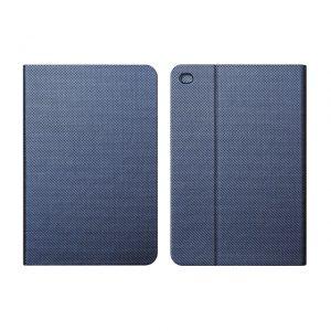 iPad Mini 4カバーMetallic Diary (ネイビー)