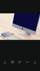 自撮り加工アプリB612の使い方5