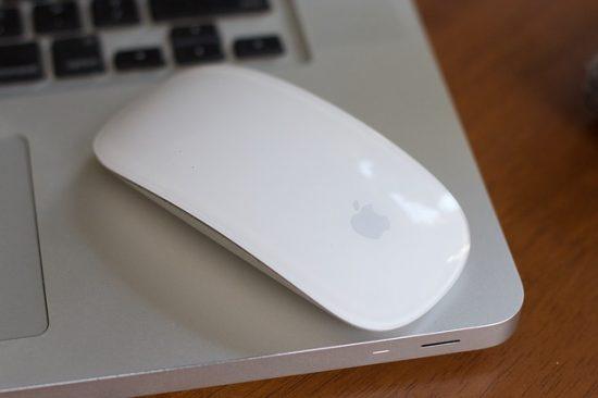 MacBookにマウスは必要ない
