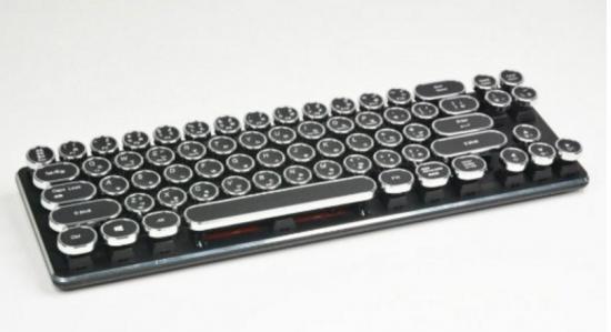日本の格安メーカーもタイプライター式キーボードを販売開始!