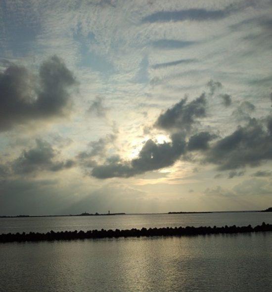 夏と行ったら海!東北秋田県の海