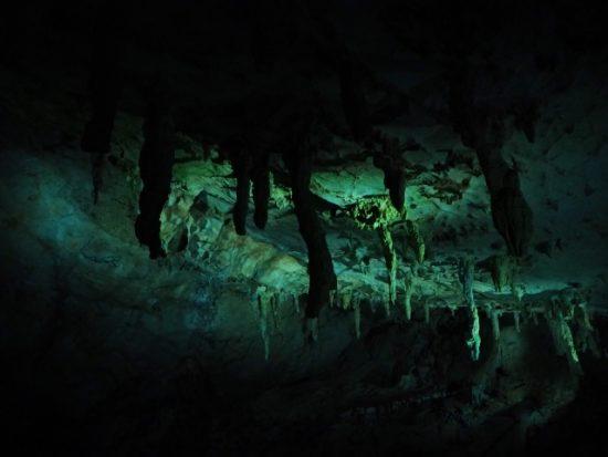 隠れ涼スポット幽玄洞(ゆうげんどう)