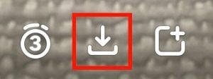 Snapchatで撮影した写真を保存する方法