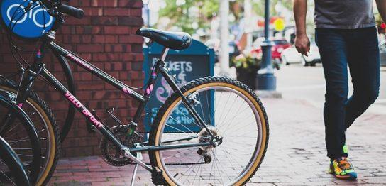 自転車を使うのはあり?