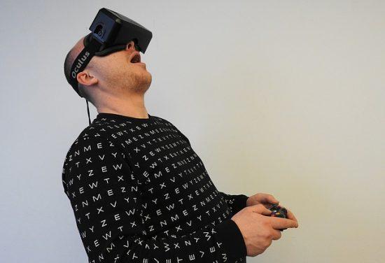 VR専用のゲームがしたい