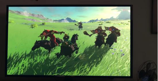 Nintendo Switch「ゼルダの伝説」