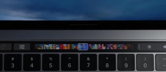 Macbook Pro「Touch Bar」とは