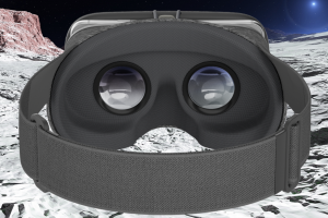Daydream Viewの使い方はスマホを装着するだけ