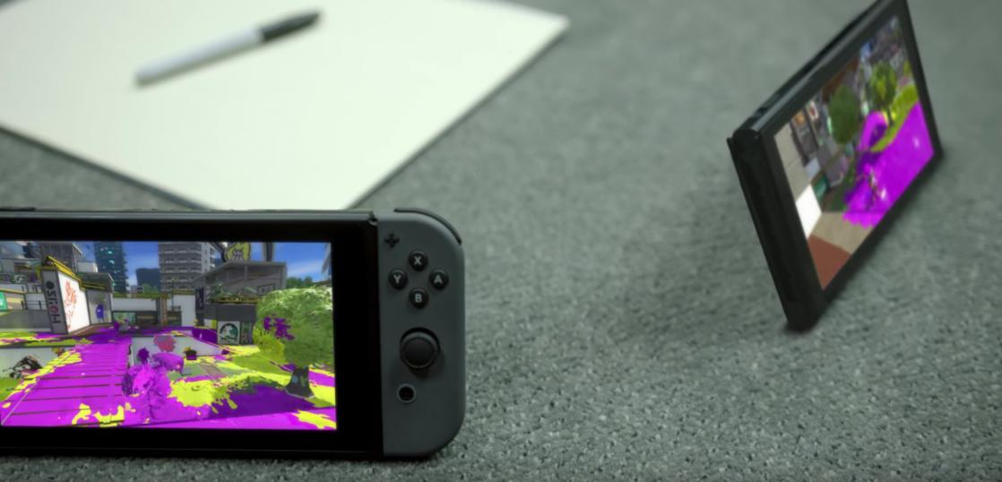 Nintendo Switch「スプラトゥーン」