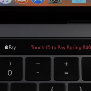 Macbook Pro「Touch Bar」とは4