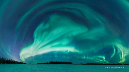 NORTHERN LIGHTS -極北の夜空に輝く光の物語-