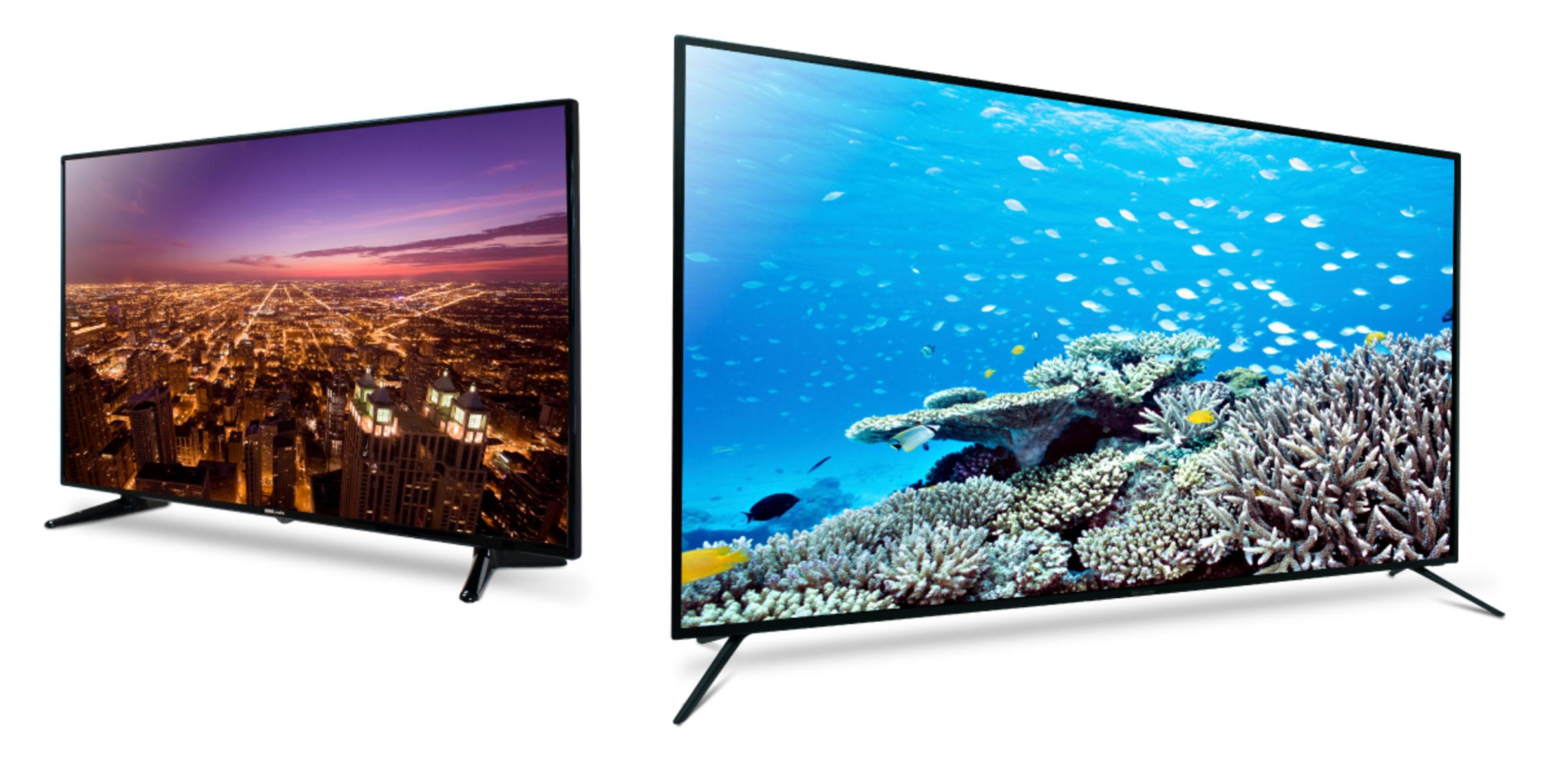 DMMが4K対応のテレビを低価格で発売!50インチ5万9,900円、65インチ159,900円!