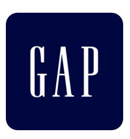 GAP(ギャップ)アプリの会員登録の仕方や使い方、お得なクーポン、連携の方法