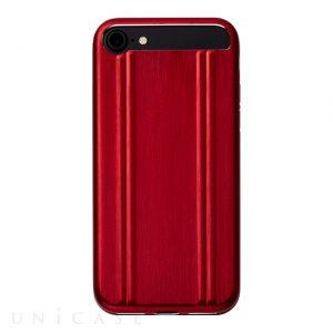 ZERO HALLIBURTON for iPhone7 レッド